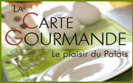 la carte gourmande